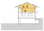 Bureaux/Entrepôt - Location - 60,30m² - MORZINE