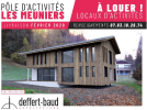 Location - Atelier/entrepôt - 65m² - Morzine